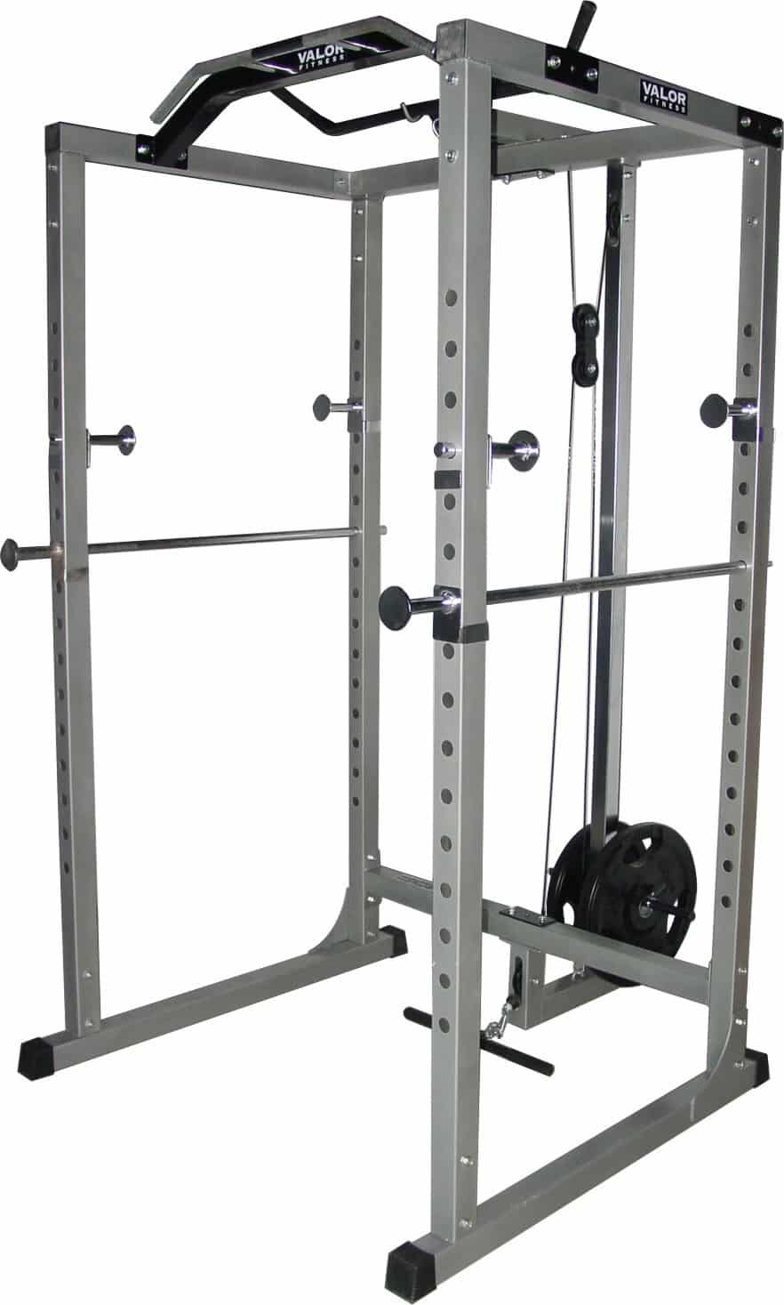 Valor Fitness BD-11L Lat Pull Attachment For BD-11 Hard Power Rack