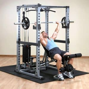 Power Rack Training Benefits