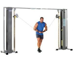 Benefits of Cable Crossover Machines