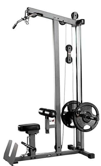 XMark Heavy Duty LAT Pulldown and Low Row Cable