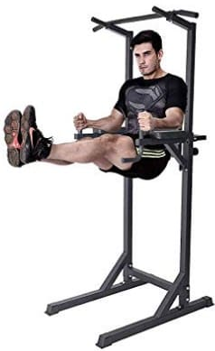 Dporticus Power Tower Workout Dip Station