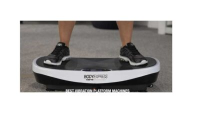 Best Vibration Plate Machines 2021