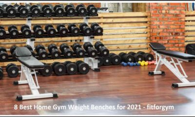 8 Best Home Gym Weight Benches for 2021